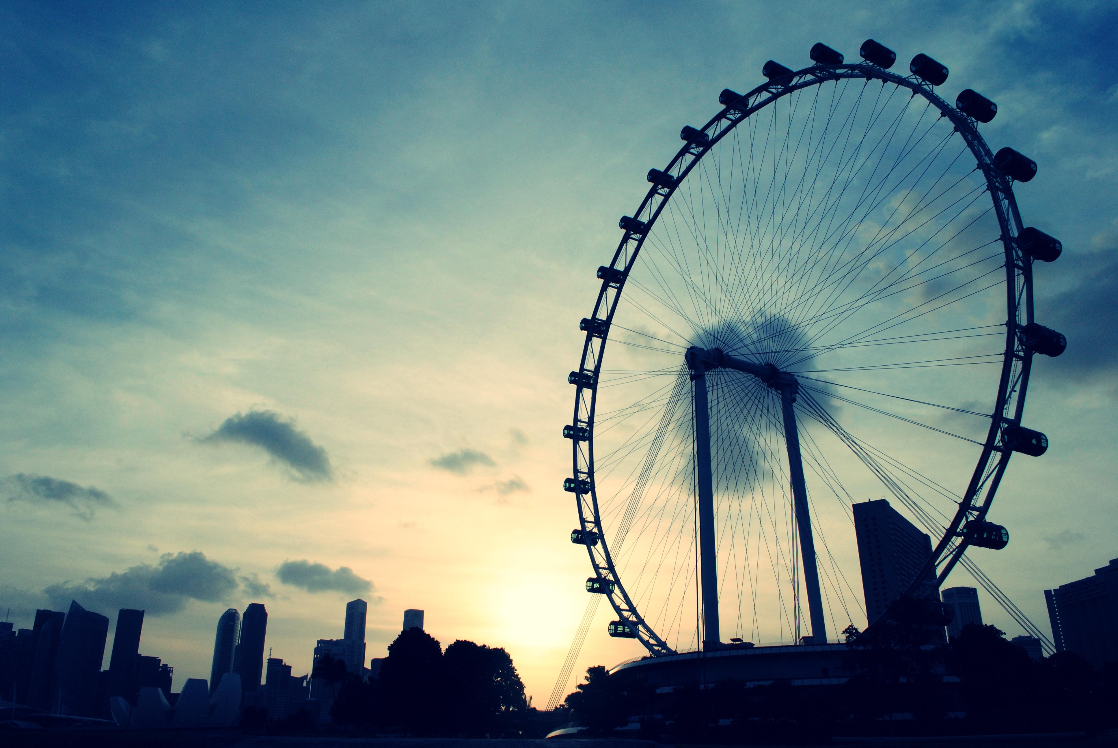 Долю не обіграєш або як отримати візу в Сингапур)