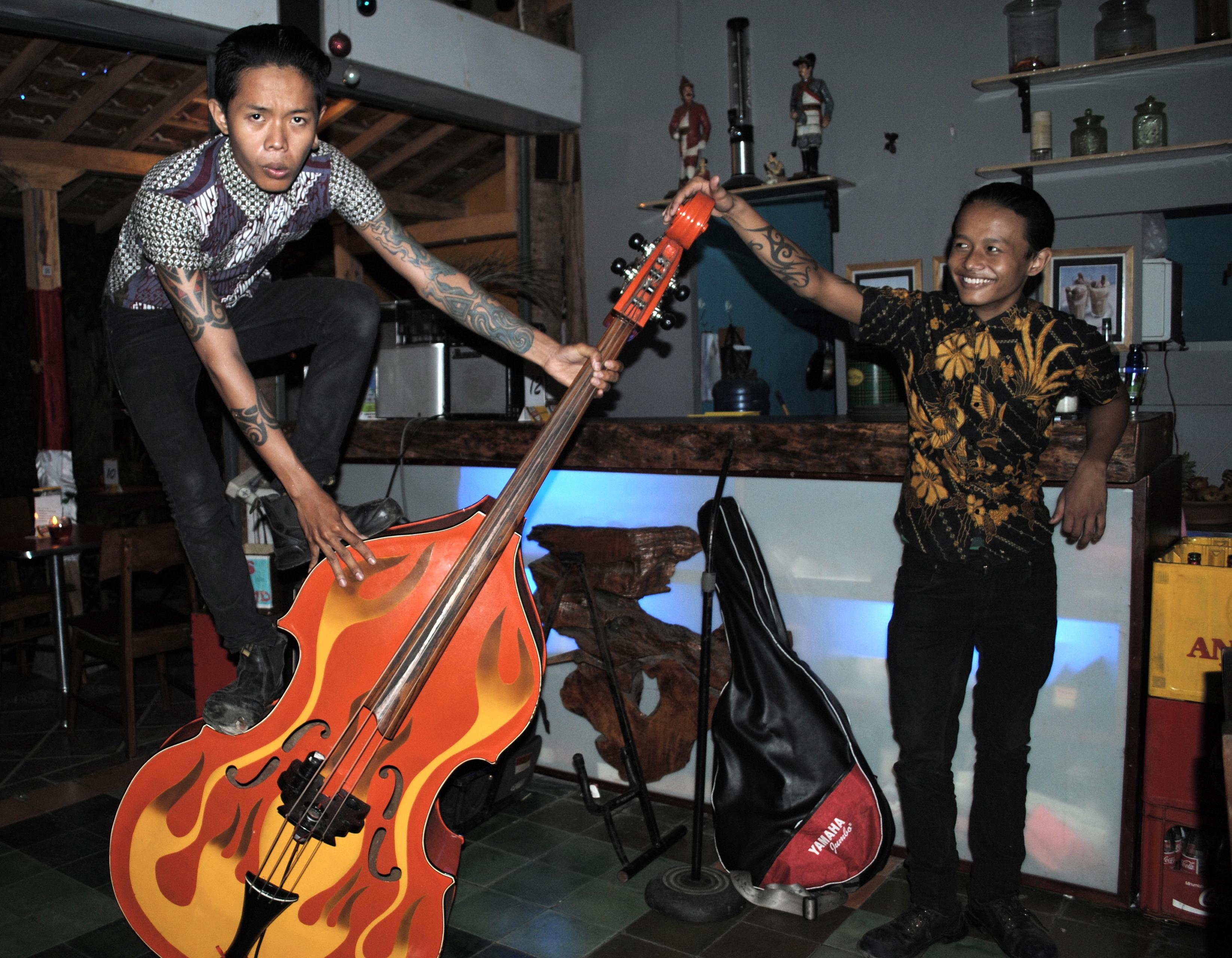 Yogyakarta – місто хіппі