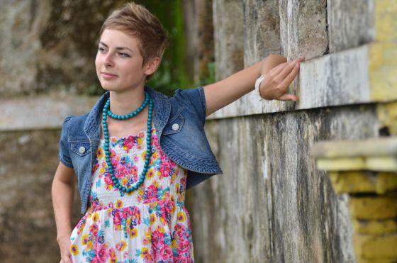 Українці в світі) Тендітна Наталка і її мандрівки Азією