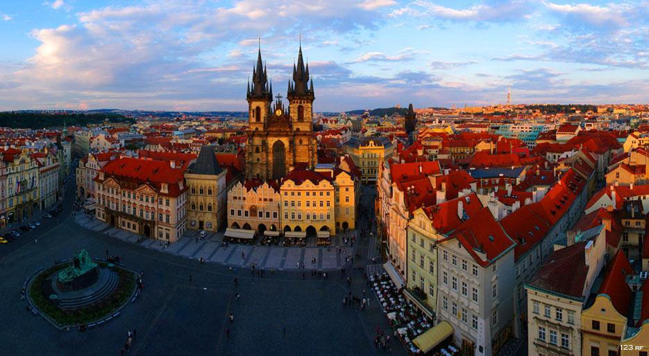 Моя і не моя Прага.