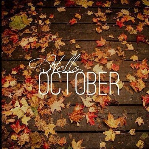 ТОП Жовтня: як любити осінь {free принт}